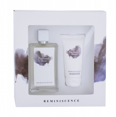 Set Patchouli Blanc - Reminiscence - Apa de parfum EDP