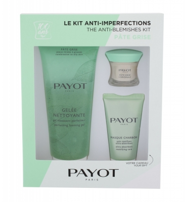 Set Pate Grise The Anti-Blemishes Kit - PAYOT - Crema de noapte