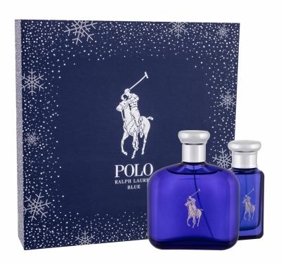Set Polo Blue - Ralph Lauren - Apa de toaleta