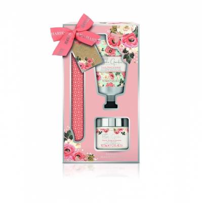 Set Royale Garden Luxury Manicure Set - Baylis & Harding - Crema de maini