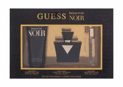 Set Seductive Noir - GUESS - Apa de toaleta