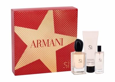Set Si - Giorgio Armani - Set cosmetica EDP