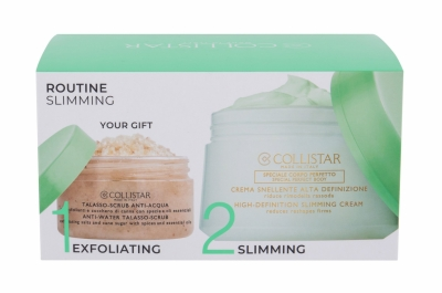Set Special Perfect Body High-Definition Slimming Cream - Collistar - Anticelulita
