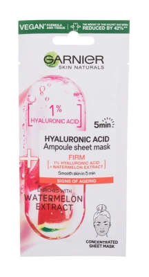 Skin Naturals Hyaluronic Acid Ampoule - Garnier - Masca de fata
