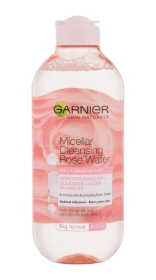 Skin Naturals Micellar Cleansing Rose Water - Garnier - Apa micelara/termala