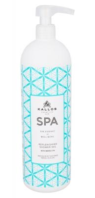 SPA - Kallos Cosmetics - Gel de dus