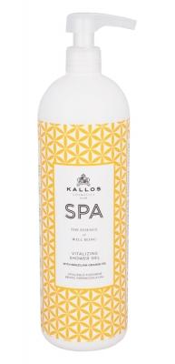 SPA Vitalizing - Kallos Cosmetics - Gel de dus