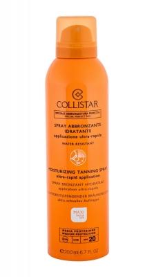 Special Perfect Tan Moisturizing Tanning Spray SPF20 - Collistar - Autobronzant