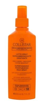 Special Perfect Tan Supertanning Moisturizing Milk Spray SPF10 - Collistar - Protectie solara