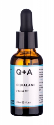 Squalane Facial Oil - Q+A - Ser