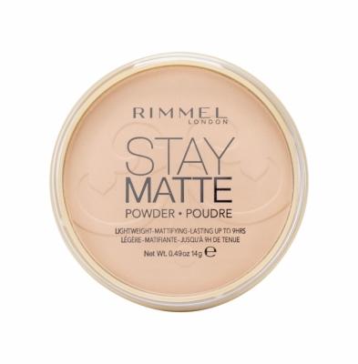 Stay Matte - Rimmel London - Pudra