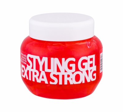 Styling Gel Extra Strong - Kallos Cosmetics - Fixare par