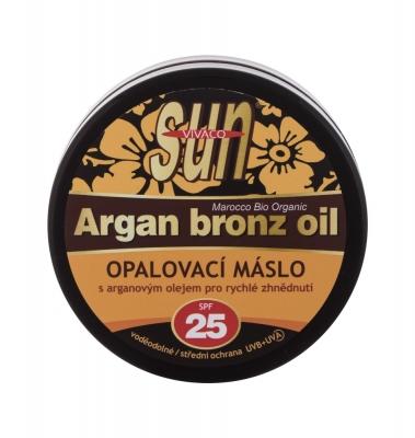 Sun Argan Bronz Oil SPF25 - Vivaco - Protectie solara
