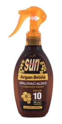 Sun Argan Bronz Suntan Lotion SPF10 - Vivaco - Protectie solara