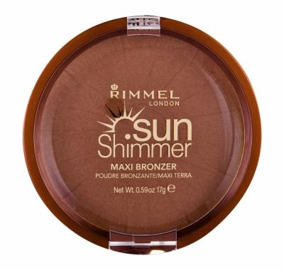 Sun Shimmer Maxi - Rimmel London - Pudra