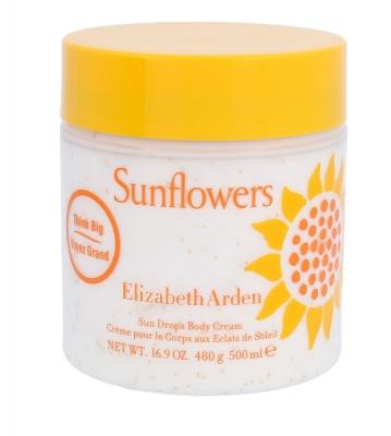 Sunflowers - Elizabeth Arden - Crema de corp