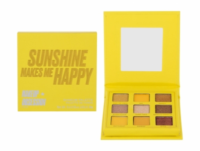 Sunshine Makes Me Happy - Makeup Obsession - Fard de pleoape