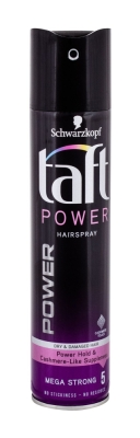 Taft Power Cashmere - Schwarzkopf - Fixare par