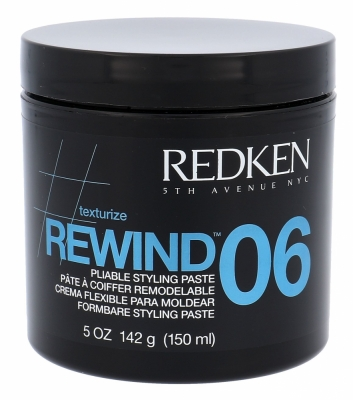 Texture Rewind 06 - Redken - Fixare par