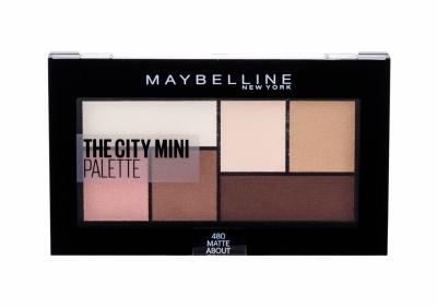 The City Mini - Maybelline - Fard de pleoape