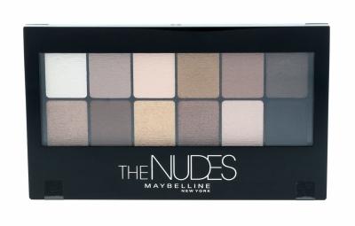 The Nudes Eyeshadow Palette - Maybelline - Fard de pleoape