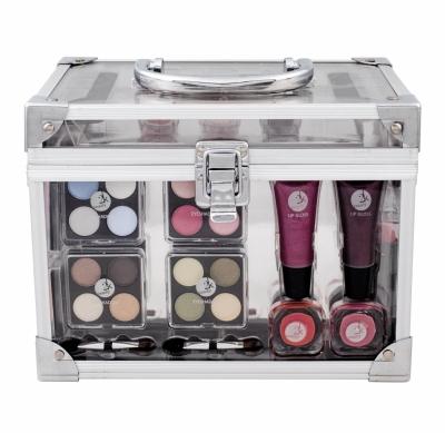 Transparent - Makeup Trading - Set cosmetica