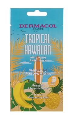 Tropical Hawaiian Anti-Aging - Dermacol - Masca de fata