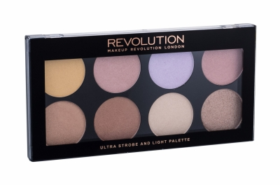 Ultra Strobe And Light Palette - Makeup Revolution London - Fard de pleoape
