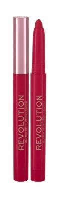 Velvet Kiss Lip Crayon - Makeup Revolution London - Ruj