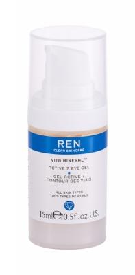 Vita Mineral Active 7 - REN Clean Skincare - Crema pentru ochi