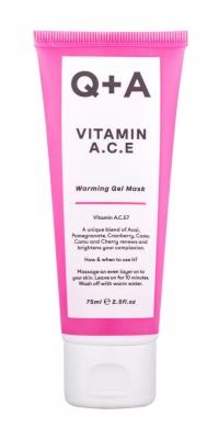 Vitamin A.C.E Warming Gel Mask - Q+A - Masca de fata