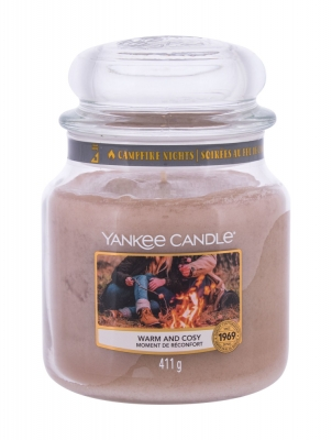 Warm and Cosy - Yankee Candle - Ambient