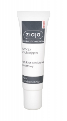 Whitening Discoloration Reducer - Ziaja Med - Crema de fata