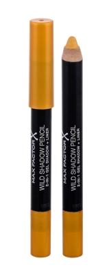 Wild Shadow Pencil Shadow + Liner - Max Factor - Creion de ochi
