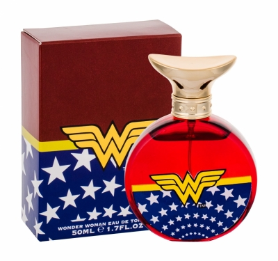 Wonder Woman - DC Comics - Apa de toaleta