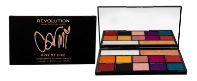 X Carmi Eyeshadow & Highlighter - Makeup Revolution London - Fard de pleoape