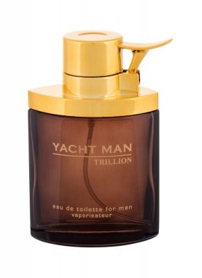 Yacht Man Trillion - Myrurgia - Apa de toaleta