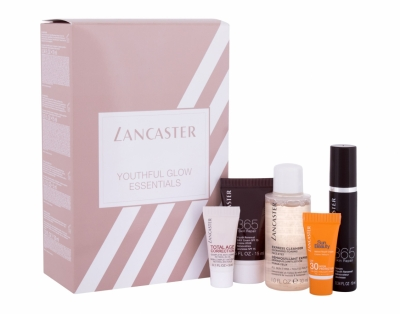 Set Youthful Glow Essentials - Lancaster - Crema de zi