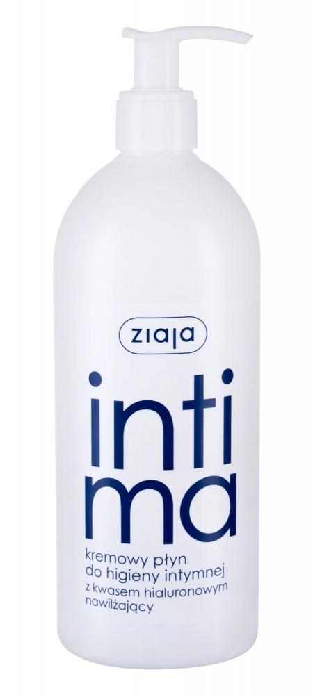 Mergi la Intimate Creamy Wash With Hyaluronic Acid - Ziaja - Igiena intima