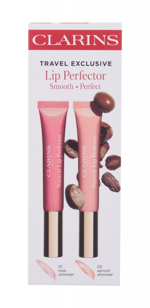 Mergi la Set Natural Lip Perfector - Clarins - Gloss