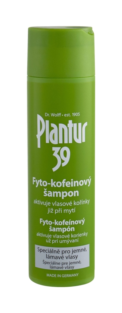 Mergi la Phyto-Coffein Fine Hair - Plantur 39 - Sampon