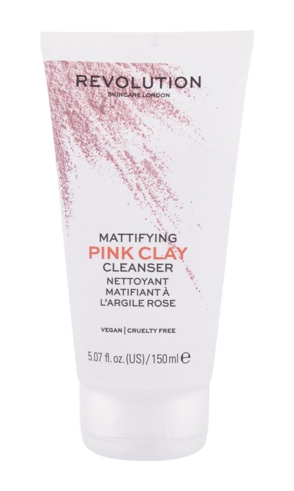 Mergi la Pink Clay Mattifying - Revolution Skincare - Demachiant