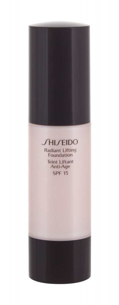 Mergi la Radiant Lifting Foundation SPF15 - Shiseido - Fond de ten