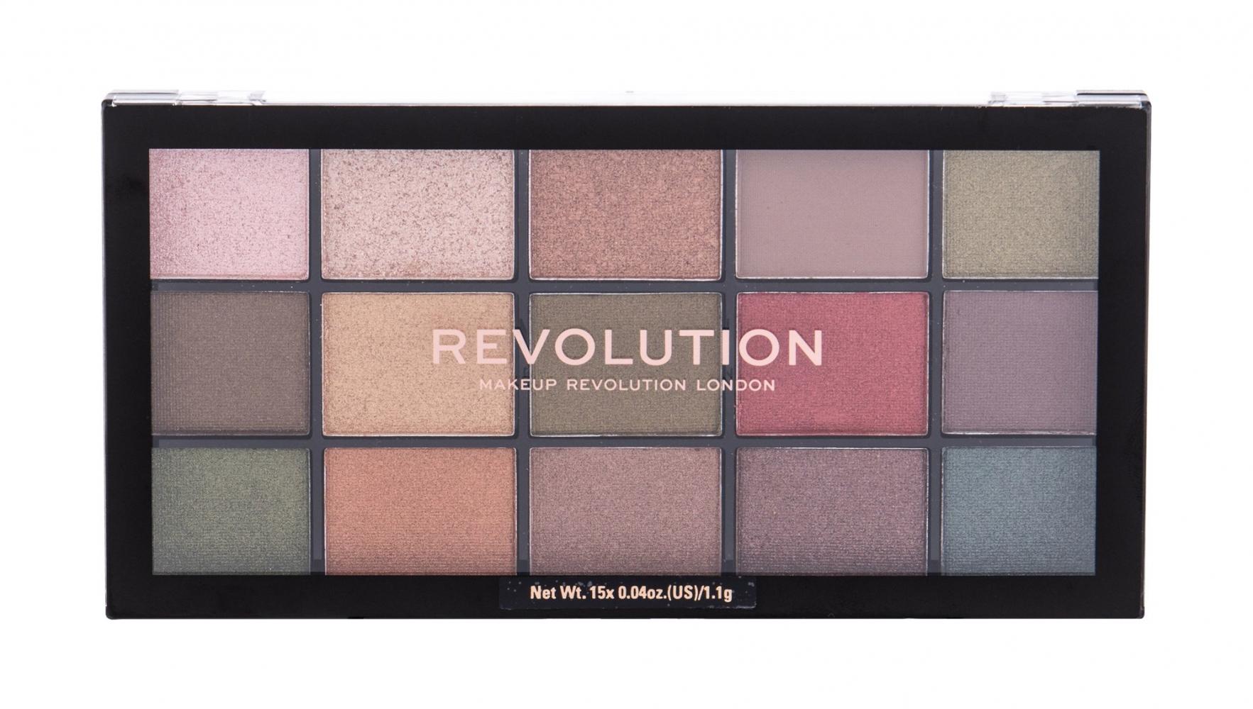Mergi la Re-loaded - Makeup Revolution London - Fard de pleoape