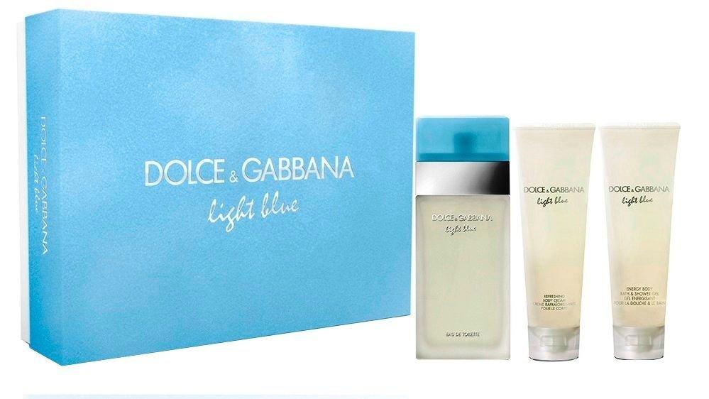 Mergi la Set Light Blue - Dolce&Gabbana - Apa de toaleta