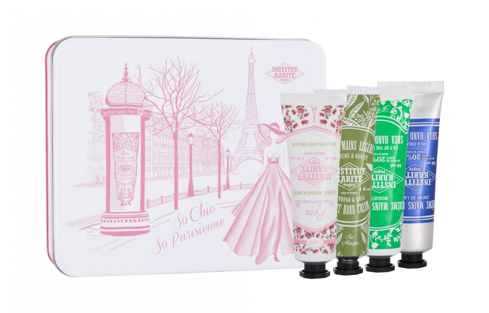 Set Shea Hand Cream - Institut Karite - Crema de maini