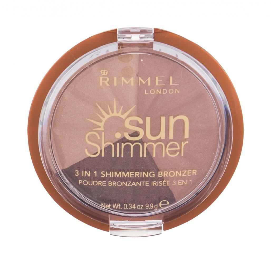 Mergi la Sun Shimmer 3in1 - Rimmel London - Fard de pleoape