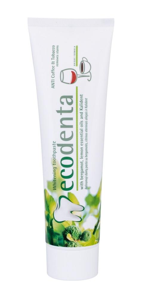 Mergi la Toothpaste Whitening ANTI Coffee & Tobacco - Ecodenta - Igiena dentara